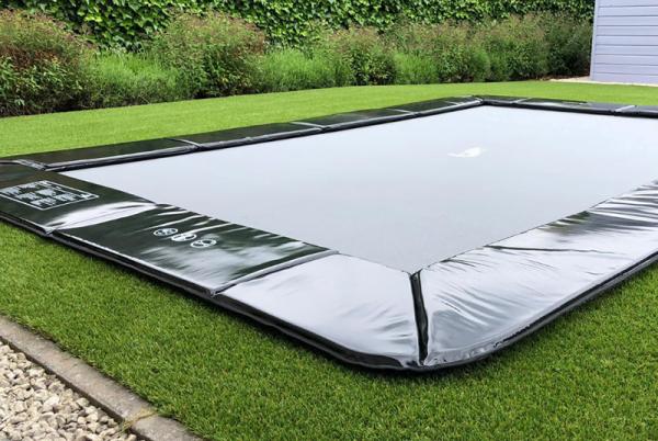 Lush rondom trampoline