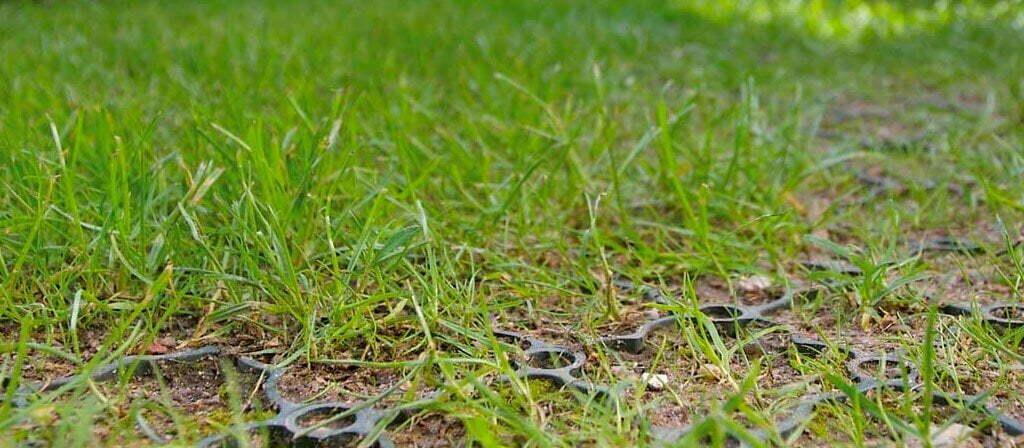 Kunstgras grasdals