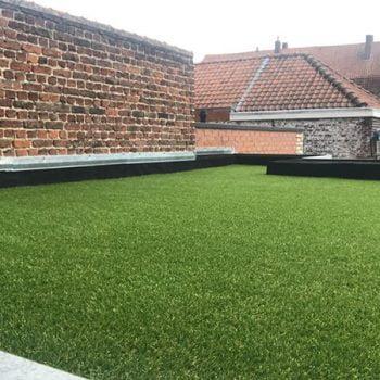 Kunstgras roofing