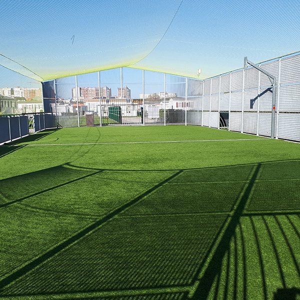 Multifunctioneel sportveld