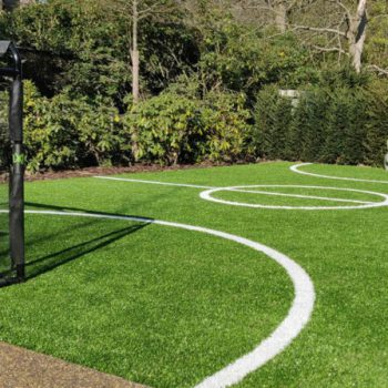 sportveldje tuin