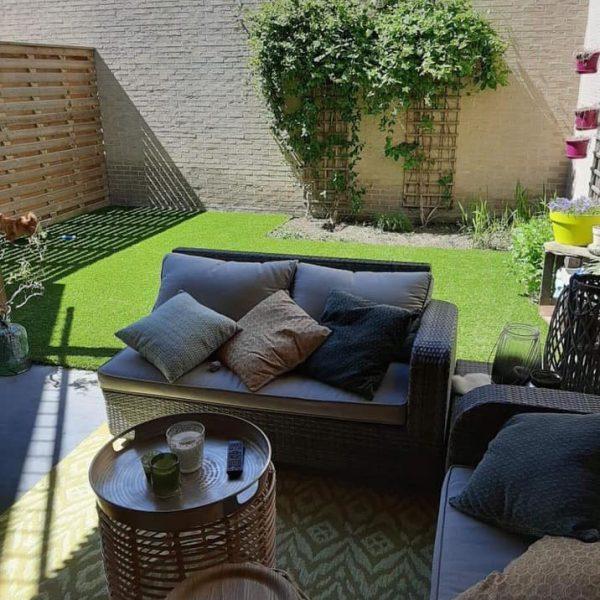 Royal Grass® Lush achtertuin