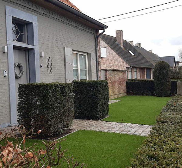Royal Grass® kunstgras voortuin