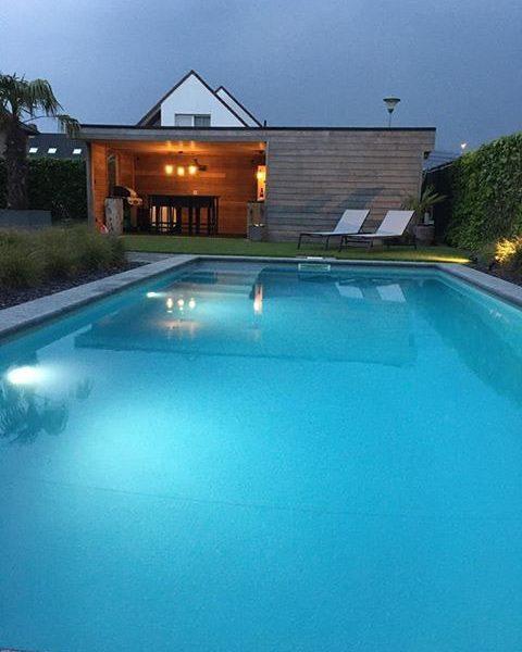 Zwembad kunstgras Sense