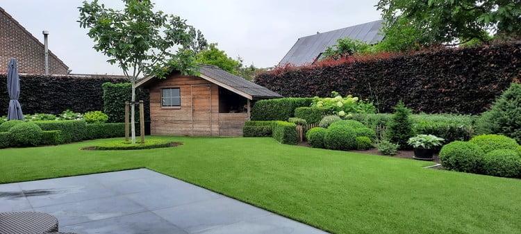 Siertuin met Royal Grass® Bloom
