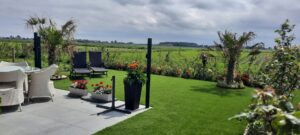 (NA) Vakantiewoning met Royal Grass® kunstgras